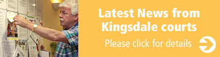 Latest News from Kingsdale courts