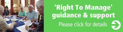 Right to manage guidance