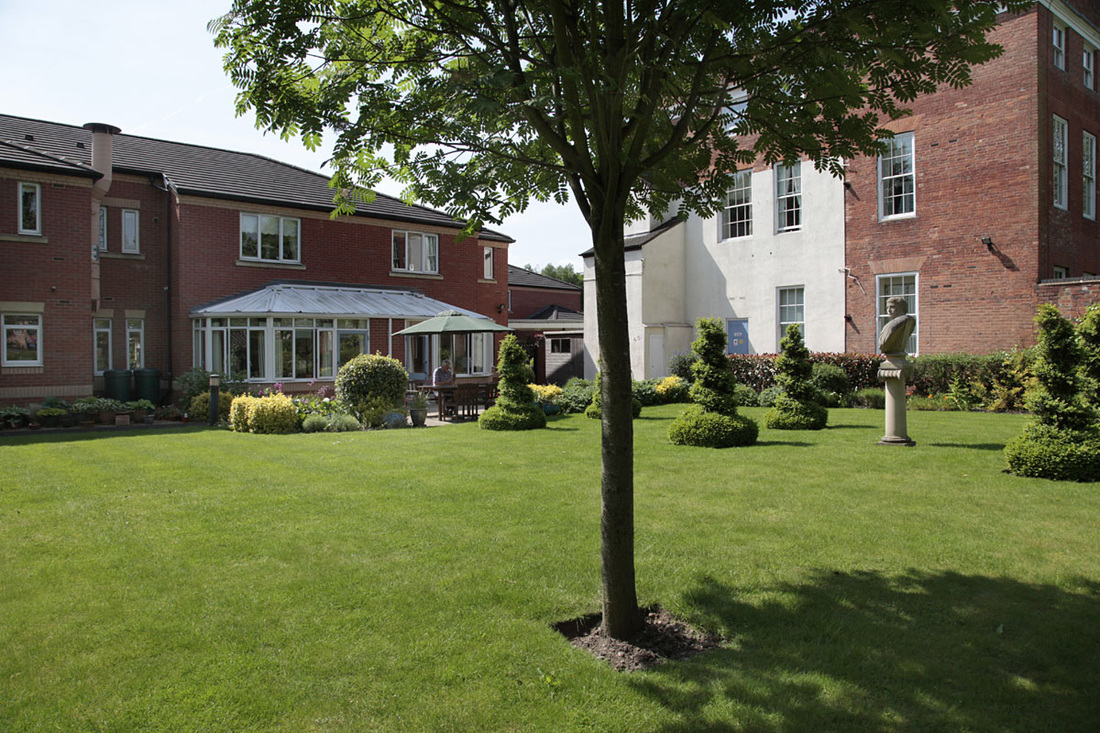 Retirement apartments at Waterford Court, Erdington, Birmingham